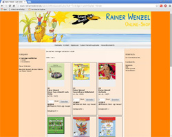 Shop Rainer Wenzel